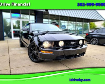 2007 Ford Mustang GT Premium 2D Coupe