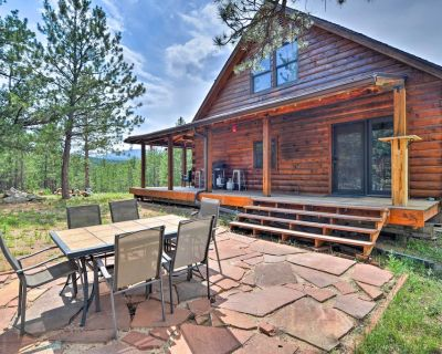 NEW! Pinecone Palace w/ Hiking & Creek Access! - Lyons