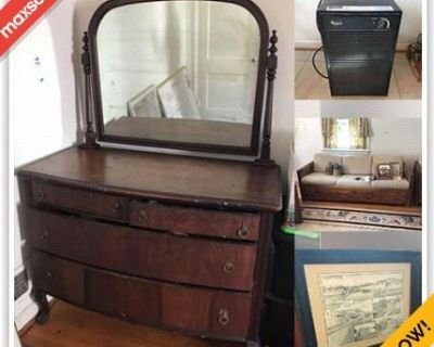 Silver Spring Moving Online Auction - Kingtree Street