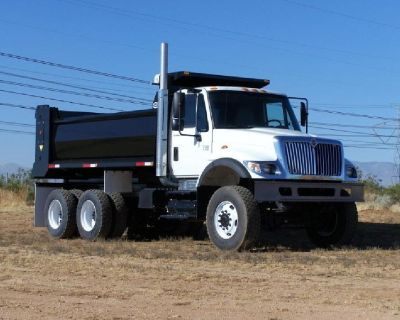 Dump truck funding - Nationwide - (All credit types)