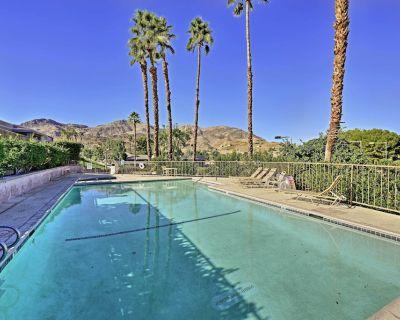 Palm Desert Townhouse w/Mtn. Views & Pool Access! - Palm Desert