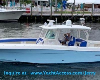 2011 HYDRA-SPORTS 42 CENTER CONSOLE For Sale