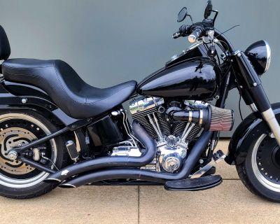 2010 Harley-Davidson Softail Fat Boy Lo Cruiser Lake Villa, IL