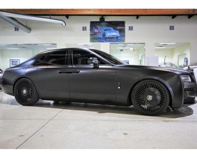 2021 Rolls-Royce Silver Ghost