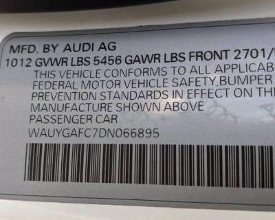 2013 Audi A7 Premium Plus