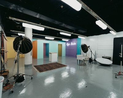 Industrial, Rustic, Old Paint Factory Studio Loft, Louisville, KY