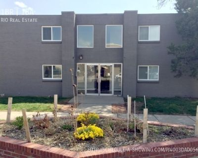 SPECTACULAR 1-BR APT NEAR DOWNTOWN DENVER! ALL UTILITIES INCLUDED IN FLAT MONTHLY UTILITY FEE! EVEN WIFI!