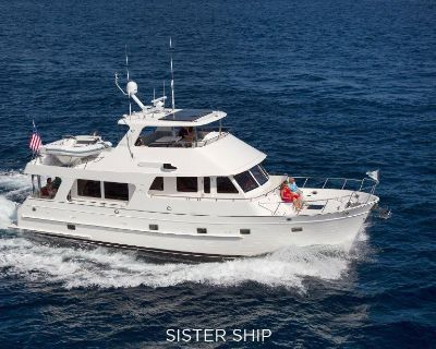 2022 57' Outer Reef Yachts 580 MY