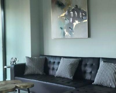 Luxury Buckhead Modern High Rise Condo, Atlanta, GA