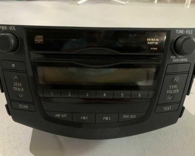 Toyota Rav4 Car Radio player