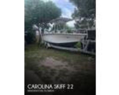 22 foot Carolina Skiff 22 Deep V