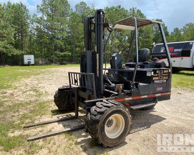 2005 Princeton PBX 5000 lb Truck Mounted Forklift