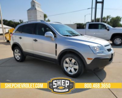 Pre-Owned 2012 Chevrolet Captiva LS w/2LS
