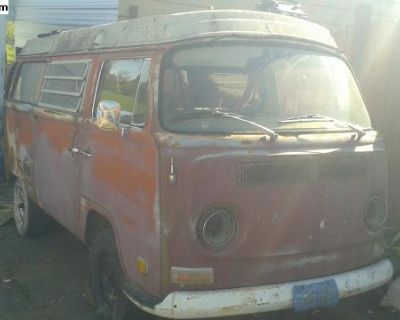 1971 Westfalia pop-top all or parts burned parting