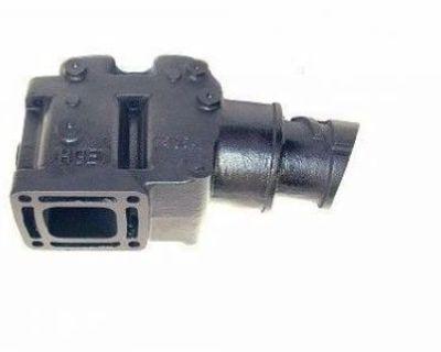 Mercruiser Exhaust Riser Elbow 44354 , 807988 , 18-1976-1 Replacement