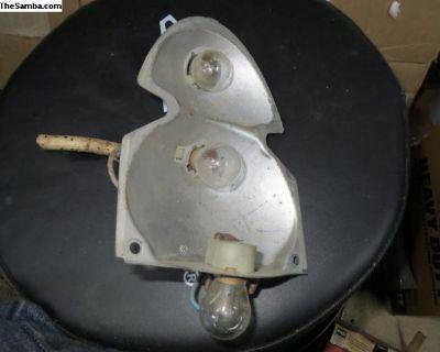 71/72 Tail Light Bulb Holder
