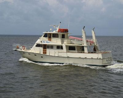 1986 Custom Pilothouse Motor Yacht