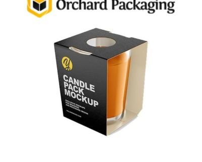 Get Special Discounts on Custom Candle Boxes at OrchardPackaging