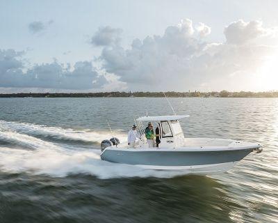 2021 Sea Hunt 27 Gamefish