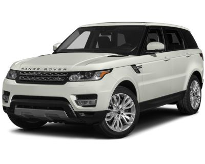 Pre-Owned 2014 Land Rover Range Rover Sport Supercharged 4WD Sport Utility