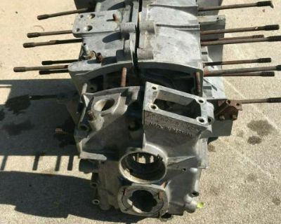 356 B Super Engine Block