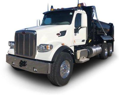 2021 PETERBILT 567 Dump Trucks Truck