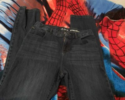 Children s Place Size 16 boys jeans NEW never worn