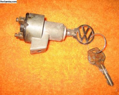 SG 1959 and earlier ignition switch german keyed