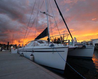 Sail Boat Catamaran / House Boat/ Key West - Stock Island