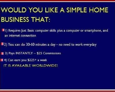 We need help get paid daily
