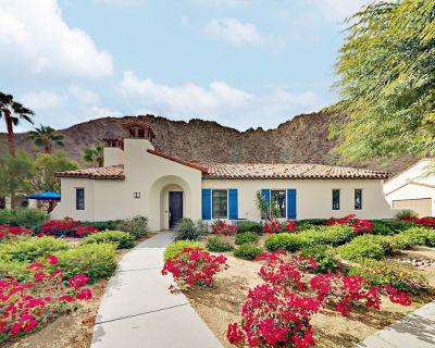 Gated Mountain-view Legacy Villa Pools, Hot Tub, Gym, Snack Bar 3BR #110316 - La Quinta