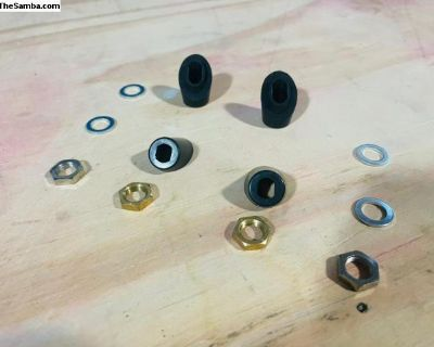 Split Oval Wiper Shaft Repair Kit