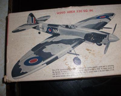 "Classic Sterling Spitfire 53 1/2"" CL Kit"