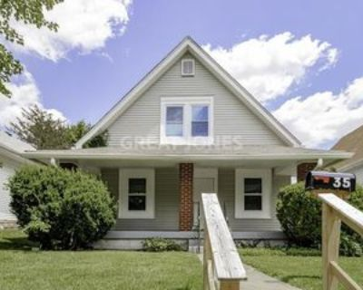 35 N Dequincy St #B, Indianapolis, IN 46201 2 Bedroom Apartment