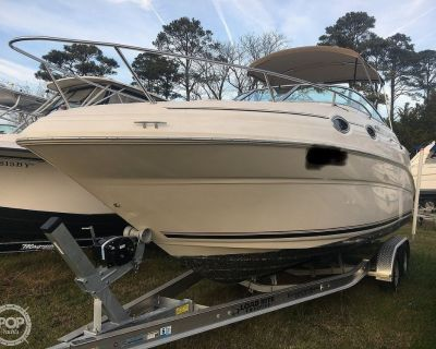 2000 24' Sea Ray 240 Sundancer