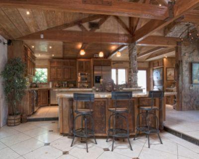 Rustic Western / Native American Lodge, Woodland Hills, CA