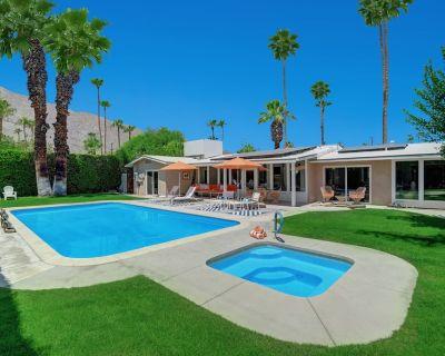 Charming 2bdrm/1.75bath close to Downtown Palm Springs - Casa Dominguez - Tahquitz River Estates
