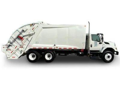 2020 INTERNATIONAL HV607 Garbage, Sanitation Trucks Truck