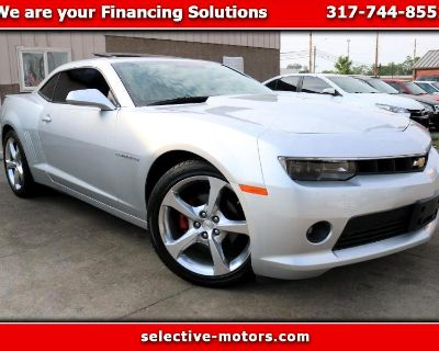 Used 2015 Chevrolet Camaro RS Coupe
