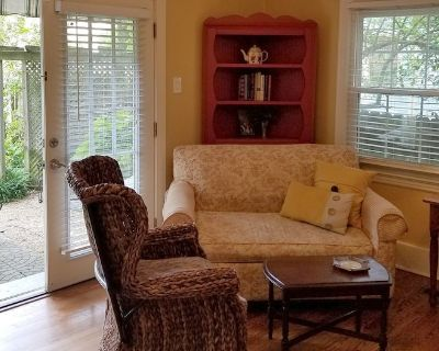 Enchanted Cottage Offers Gracious Charm & Timeless Beauty - Downtown Little Rock