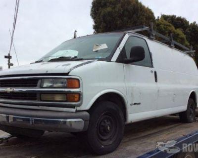 2002 Chevrolet Express
