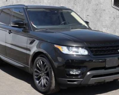 2017 Land Rover Range Rover Sport Supercharged