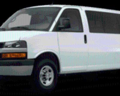 2011 Chevrolet Express Passenger LT
