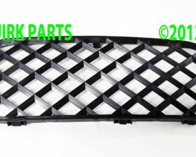 2006-2007 Vw Volkswagen Touareg Driver Side Front Bumper Grille Replacement Oem