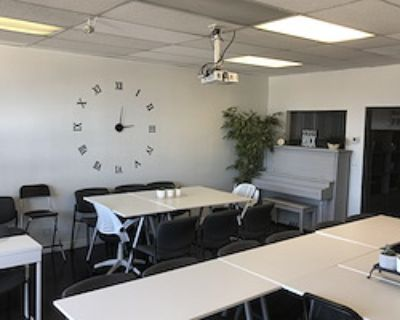 Private Office for 12 at Production Office near Sony Studios