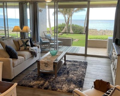 MHS 116 NEW UNIT! True Paradise Found Just Steps to the Beach. - Kihei