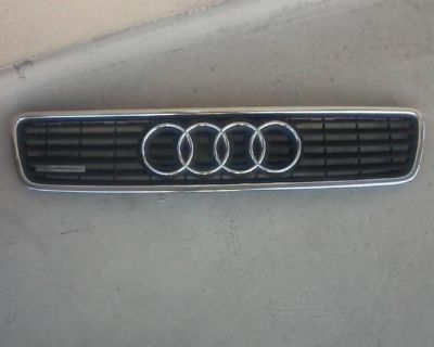 Audi A4 Quattro Original Front Grill - Perfect Condition With Quattro Badge