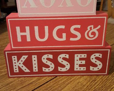 Valentine's Day Table Sign