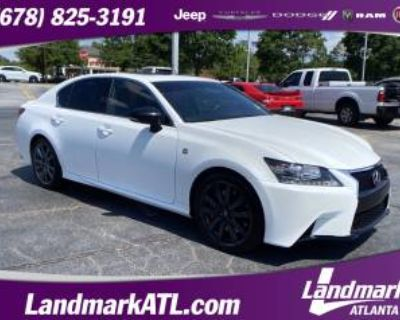 2015 Lexus GS GS 350 Crafted Line RWD