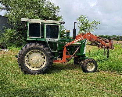 Jerry & Delores Vitt Farm Retirement Sale Auburn KS by AFES